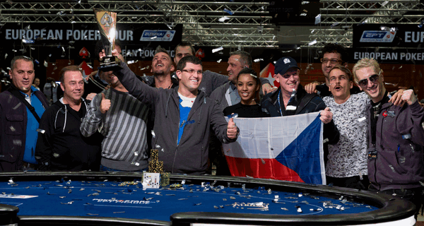 Леон Цукерник победил на EPT Prague