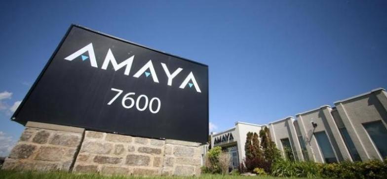 Amaya Inc 2016