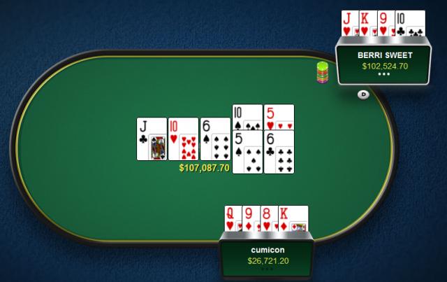 Berri Sweet PokerStars