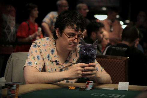 Хэкстон покер кот