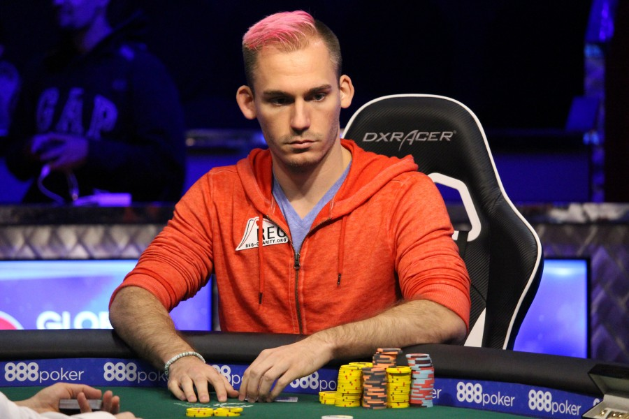 Justin Bonomo pokerstars