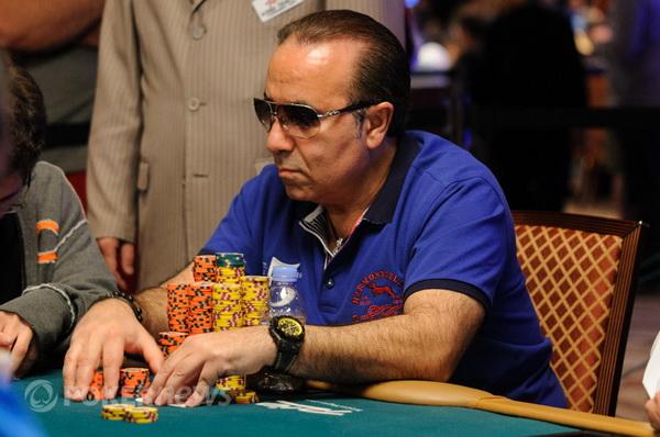 Сэм Фарха покер
