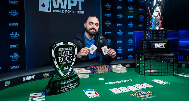 WPT Seminole Hard Rock Poker Showdown 2017