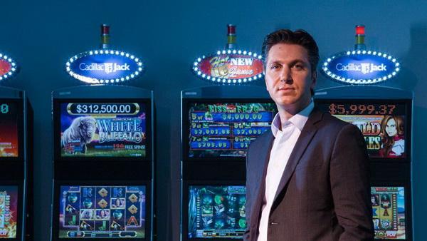 Дэвид Баазов Amaya Gaming