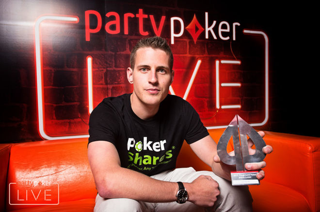 Mike Timex McDonald PartyPoker MILLION