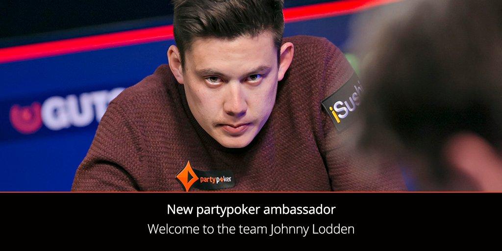 Johnny Lodden partypoker
